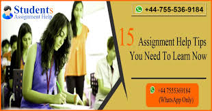 assignment help tips you need to learn now students  15 assignment help tips you need to learn now