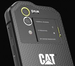 motorola smartphone 2016. caterpillar has made the first smartphone with a built-in thermal camera motorola 2016 j