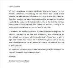 Business Apology Letter For Poor Customer Service Apology Letter Perfect Way To Express Your Emotions