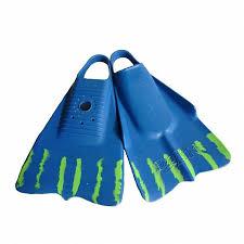 Dafin Brian Keaulana Makai Swim Fins Blue