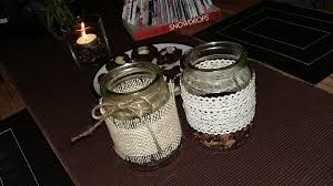 Decorate Jar Candles Diy Christmas Crafts Recycle For Aberdeen Decorate Old Glass Jars 71