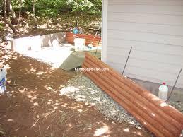 Small Picture Landscape Timber Garden Wall izvipicom