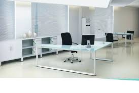 contemporary glass office desk. Desk Top Glass Creative Of Modern Executive Sweet Office . Contemporary