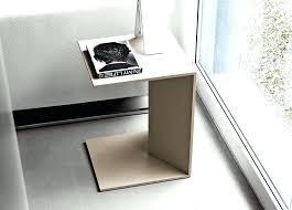 sofa tray table slide under sofa tray tables furniture couch table slide under sofa side with