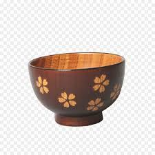 bowl ceramic cherry wood bowl
