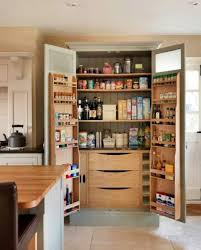 Furniture Kitchen Pantry Furniture Practical Kitchen Pantry Cabinet Ideas White Brown