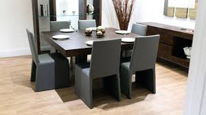 dark wood dining table sets 8 square dark wood dining table and chairs funky glass legs