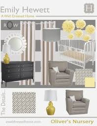 baby nursery yellow grey gender neutral. Gray And Yellow Nursery Inspiration Board   Nursery, Grey Baby Gender Neutral