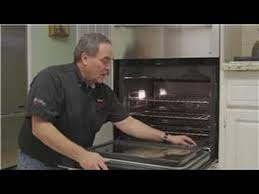 remove oven glass door page 7 line