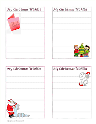 8 christmas list template survey template words christmas wish list template microsoft word templates