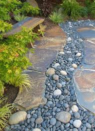 rock garden paths pictures. bildresultat för garden design rock paths pictures b