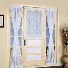 front door window curtainscurtains for side panel of front door  How to Purchase