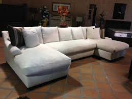 double chaise sectional sofa. Perfect Chaise Tufted Back Sectional Sofa  Double Chaise For Complete And  Perfect Welcoming Intended I