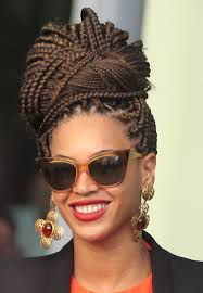 Afro Braid Hair Style afro braid hairstyles medium length afro braid hairstyle mrjeno b 2991 by wearticles.com