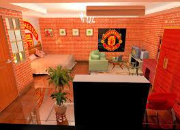 Manchester United Bedroom Bedroom Designs Hello Kitty Pink Girl Bedroom Floor Lamp Mirror