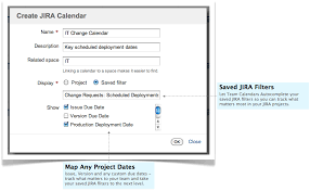 more calendars team calendars 1 9 released track more with saved jira filters