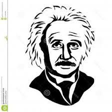 Portrait Of Albert Einstein Vector Cultracing