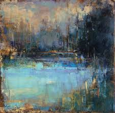 best 25 abstract landscape ideas on abstract landscape painting blue abstract painting and blue painting