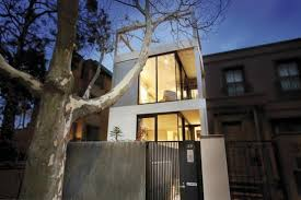 Small Picture Thin and Modern Townhouse Design in Melbourne DigsDigs