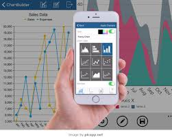 Chart Builder New Chartbuilder App Save Charts To Your Phone Or Tablet