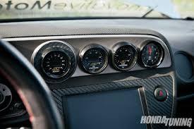 acura rsx type r interior. 2003 acura rsx type s aem gauges 08 rsx r interior m