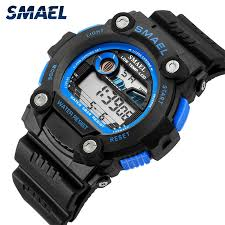 <b>SMAEL Automatic Sports Men's</b> Watch Top Brand Luxury 50m ...