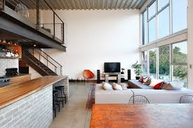 An Industrial Interior For This Loft Apartment In Seattle CONTEMPORIST Enchanting Loft Apartment Interior Design