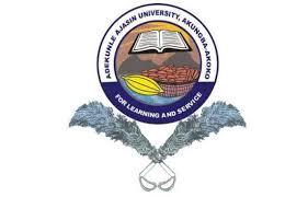 AAUA Cut off Mark 2017 | [For All Department] – Adekunle Ajasin University