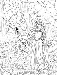 Fantasy Coloring Pages Inspirational Unique Fantasy Coloring Pages