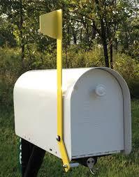 MAIL Tattle Tail Mail Alert Flag Amazoncom