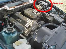 e36 (central locking) fuse location bimmerfest bmw forums 2011 bmw x3 fuse diagram at 2005 Bmw X3 Fuse Box Location