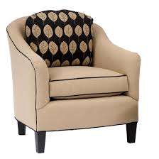 choose stylish furniture small. Cream Colored Accent Chairs Stylish Funiture Upholsterd With Arm And High Back Chair Regard To 20 Choose Furniture Small