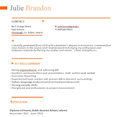 Excellent Resume Template Recruiters Cv Templates