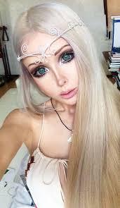 human barbie and anime their makeup valeria lukyanova tutorial you