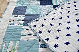 Fabric Options: Choosing the Best Fabric for Quilt Backing & Baby Boy Quilt - Craftsy Member Project Adamdwight.com