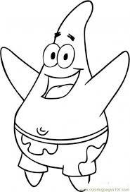 Small Picture Get This Free Spongebob Squarepants Coloring Pages to Print 6pyax
