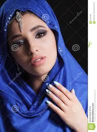 femme musulmane magnifique