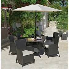 Buy HOME Pacific 6 Seater Patio Furniture Set At Argoscouk Argos Outdoor Furniture Sets