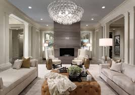 cozy living room ideas. Marble Fireplace In A Chic Cozy Living Room Ideas
