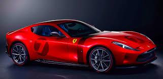 Ferrari Omologata L Ultima One Off Della Casa Di Maranello