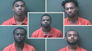 Michigan City Police Department seize 5 illegally possessed firearms