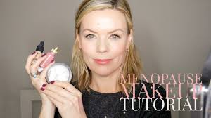 menopause makeup tutorial