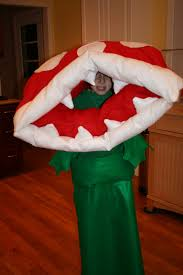 super mario bros piranha plant costume