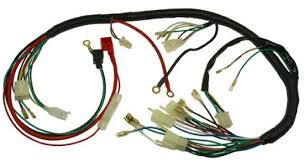motor cycle wire harness