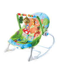 nuby baby bouncer a
