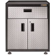 cabinets for storage. gladiator ready-to-assemble 3/4 door wall gearbox 28-in w cabinets for storage e
