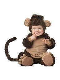 Fun World Incharacter Baby Lil Monkey Costume