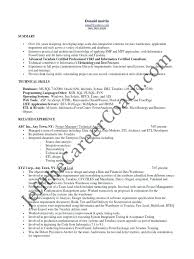 Data Modeler Resume Sample Amazing Informatica Data Modeling Resume Images Documentation 22