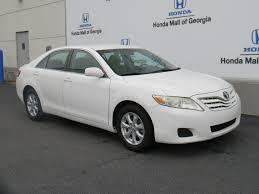 2011 Used Toyota Camry 4dr Sedan I4 Manual LE at Honda Mall of ...