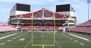 Uofl Football Stadium Seating Chart U Of L Athletic Director Vince Tyra Unveils Cardinal Stadium Expansion